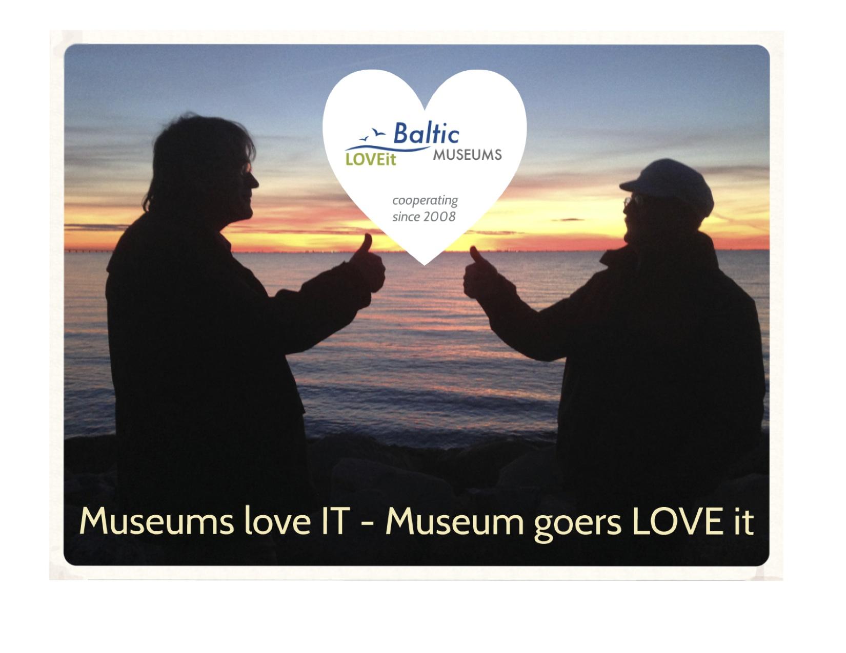 BalticMuseums LOVEit